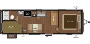 New 2015 Keystone Hideout 27RB Travel Trailer For Sale